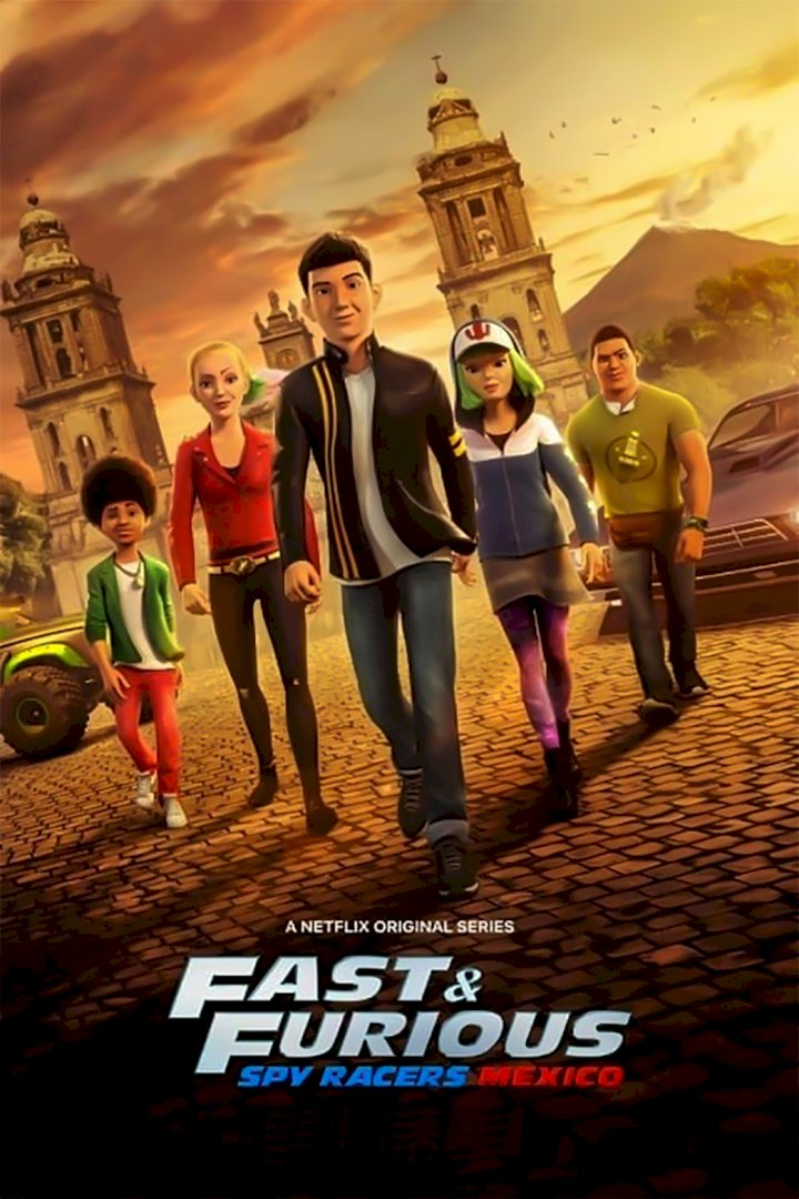 Fast & Furious Spy Racers Season 4 Episode 1