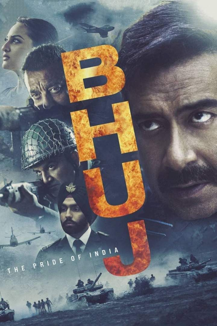 Download Bhuj: The Pride of India (2021) Indian Full Movie ...